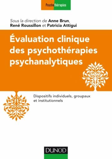 couverture de Évaluation clinique des psychothérapies psychanalytiques